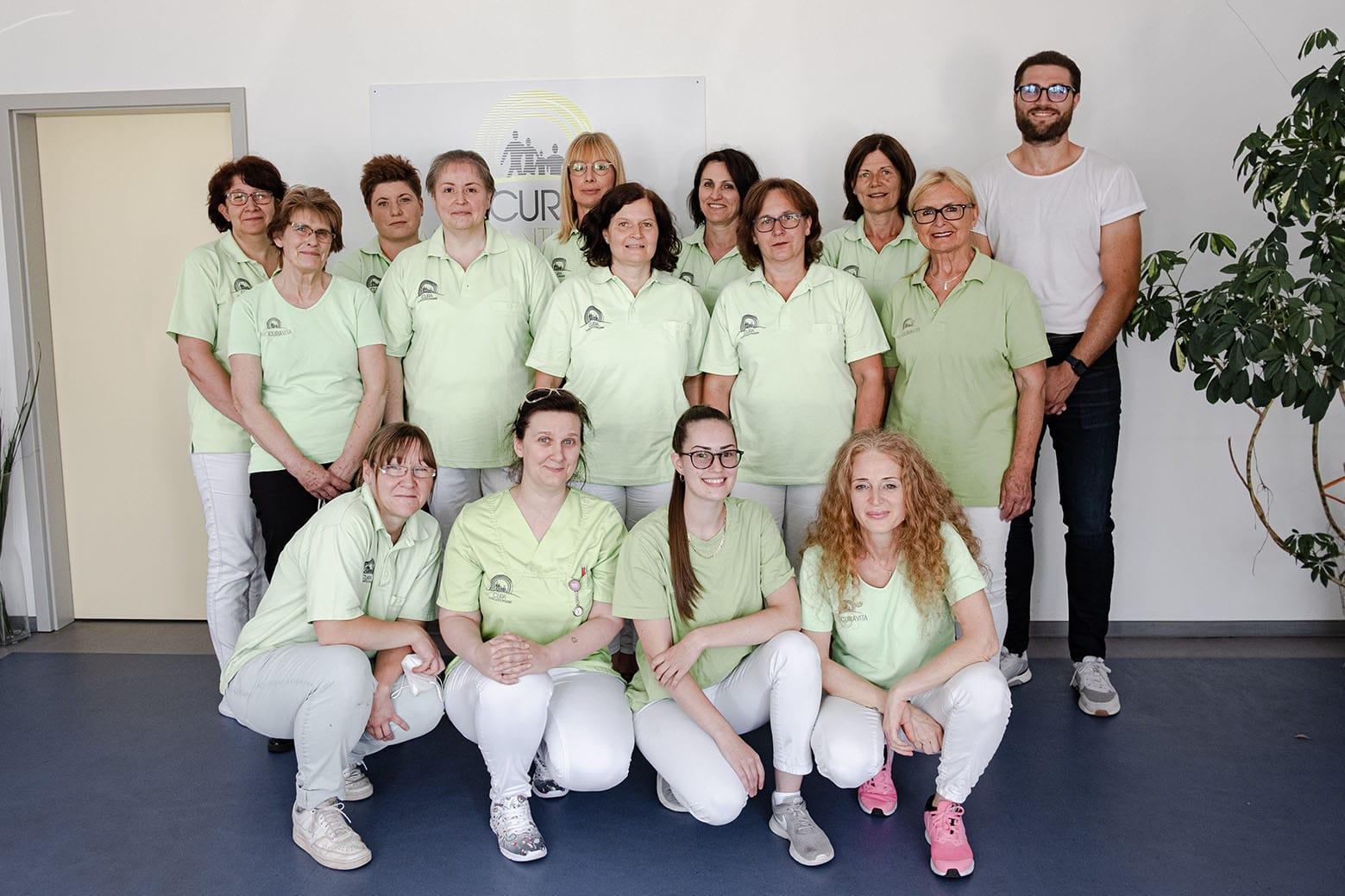Cura Lichtenfels Ambulant Team