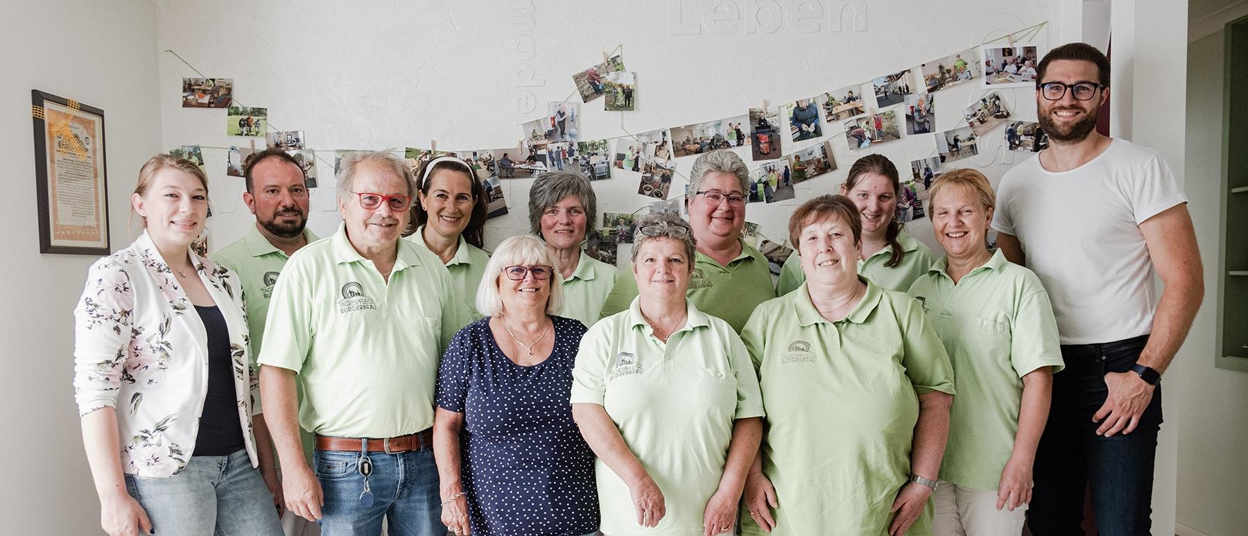 Cura Lichtenfels Tagespflege-Team